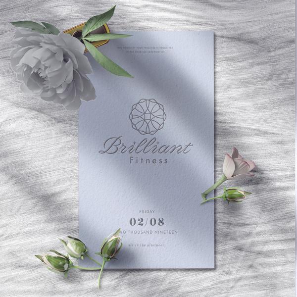 ブライダルサロンロゴデザインイメージ