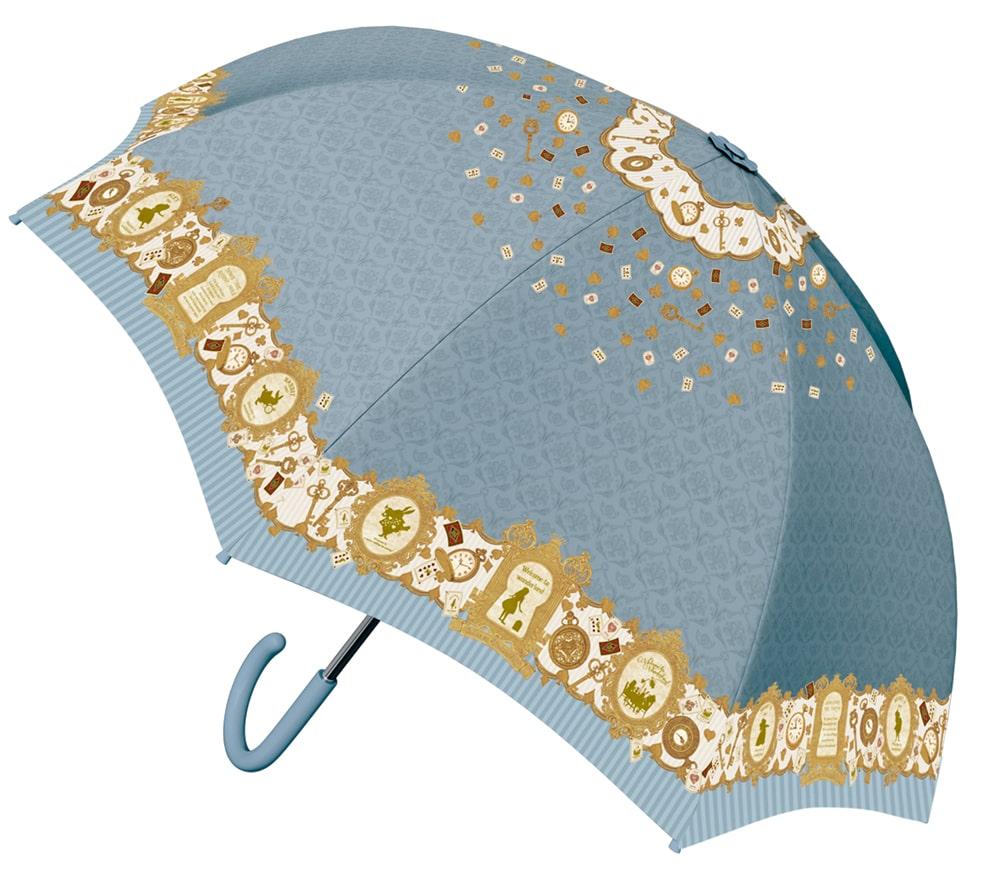 アラベスク柄傘