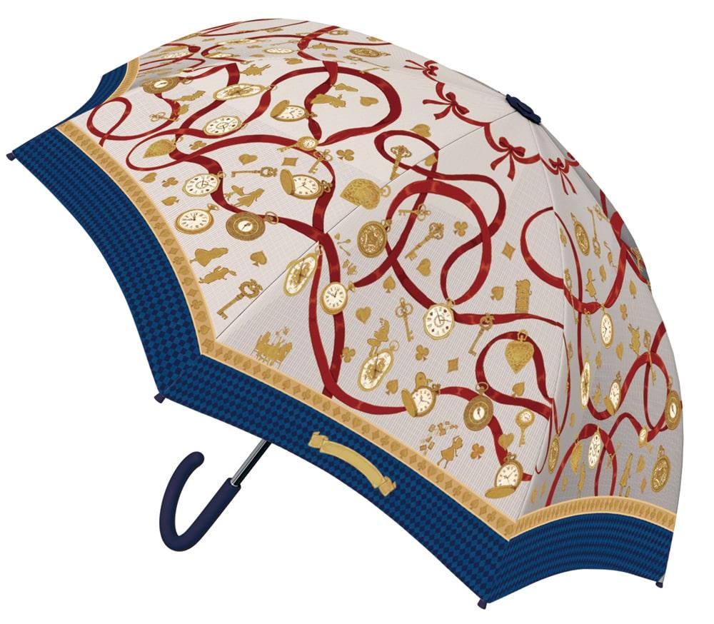 リボン柄傘