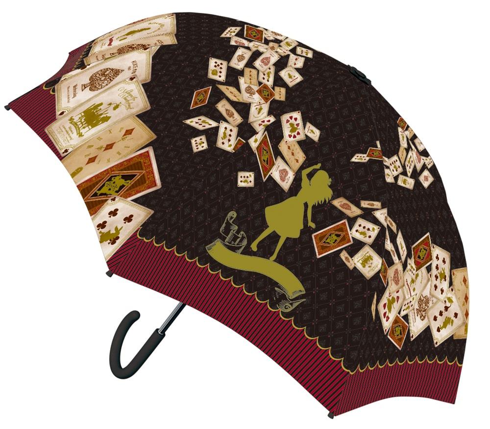 カード柄傘